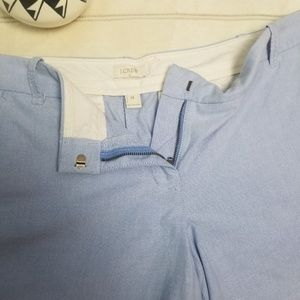 J. Crew Shorts - J.Crew light blue chino short size 14 -C9